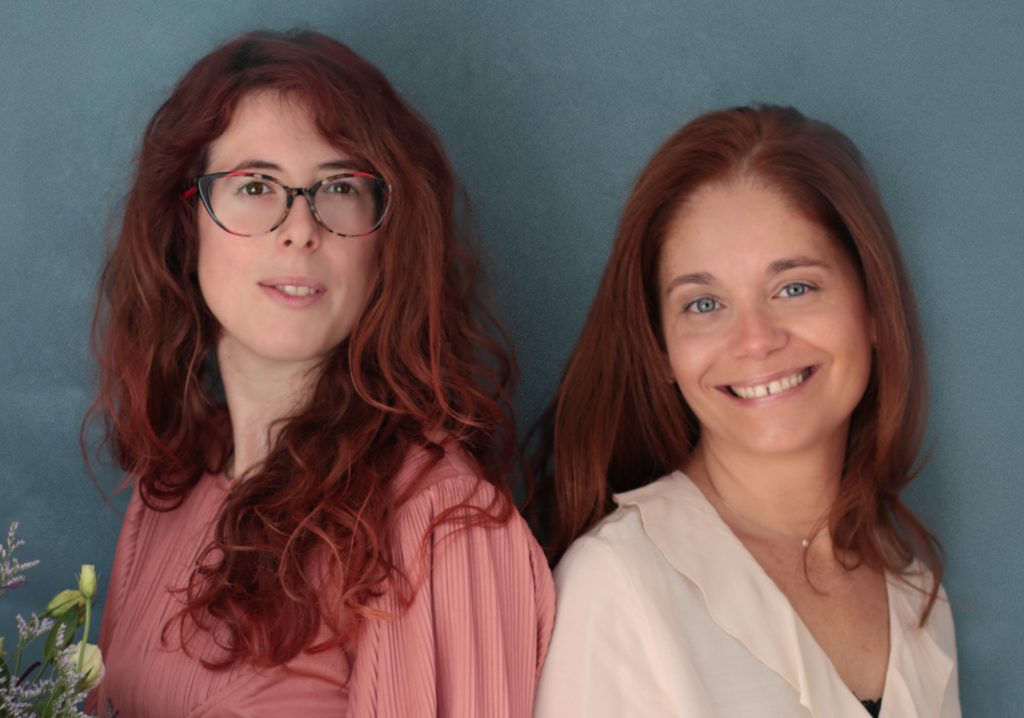 Lamixtura founders Amaia and Sylvia