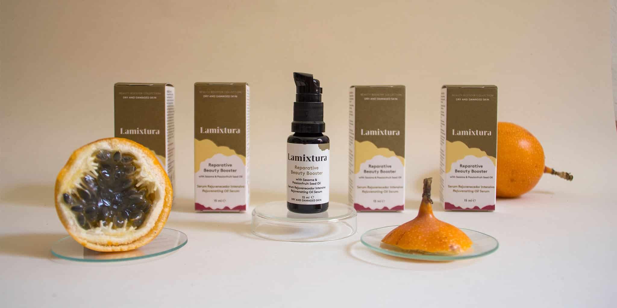 reparar la piel con ingredientes naturales Lamixtura