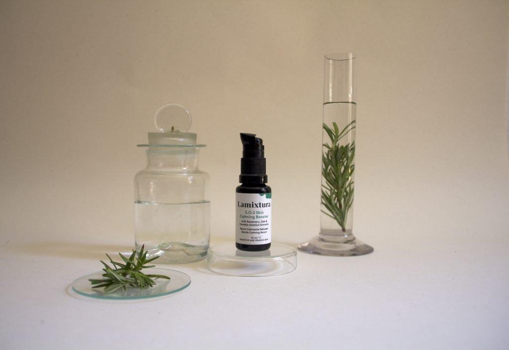Serum Calmante. Reduce inflamación y repara la piel.