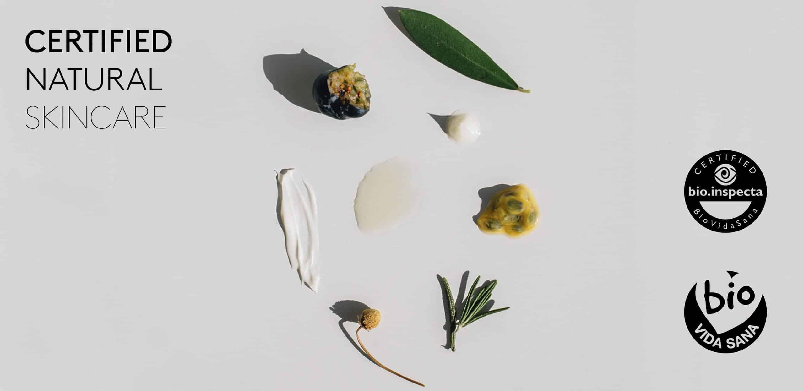 cosmetica natural certificada bioinspecta Lamixtura